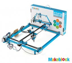 創客教室專區-機器人方案-XY Plotter Robot Kit