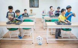 創客教室專區-機器人方案-課程介紹