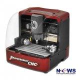 生科創客教室專區-桌上型 CNC 雕銑機- BC100桌上型旋轉軸雕銑機