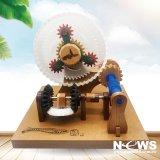 生科創客教室專區-CNC 作品分享-雕刻模組
